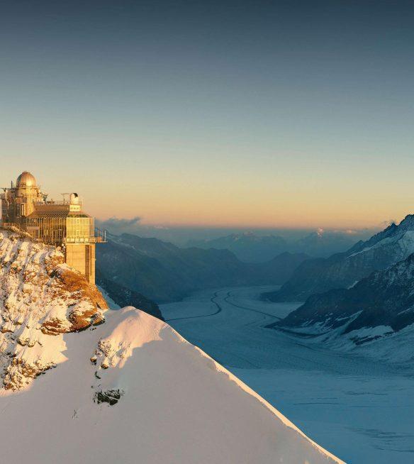 8C0D2111 5E3F 4546 9Dd8 80C51Be96676 Sphinx Jungfraujoch Aletschletscher Sonnenuntergang 1