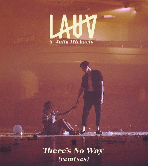 Cover Art Theres No Way Remixes