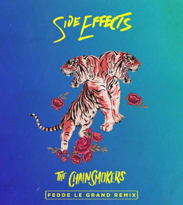 Side Effects Fedde Le Grand Remix Artwork