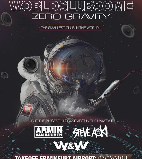 Wcd Zero Gravity Lineup Poster Final