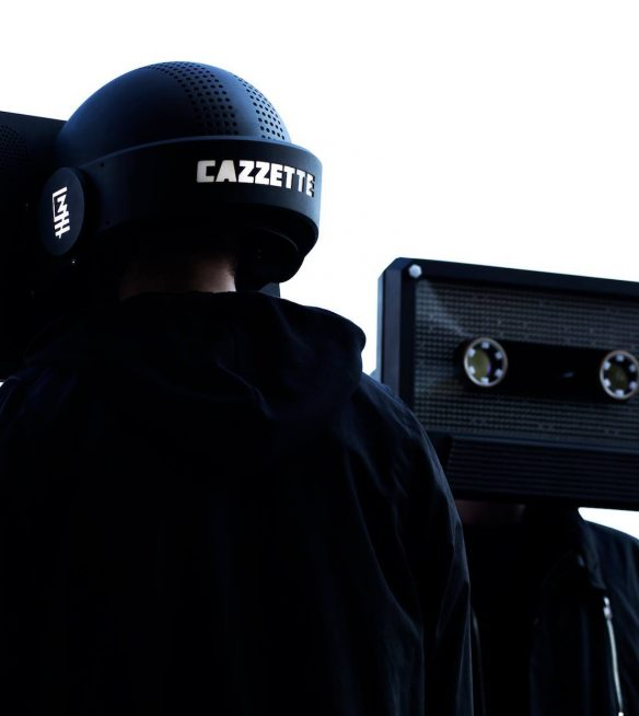 Cazzette Press 1