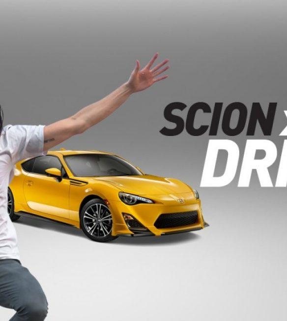Scion Aoki Driven 1024X576