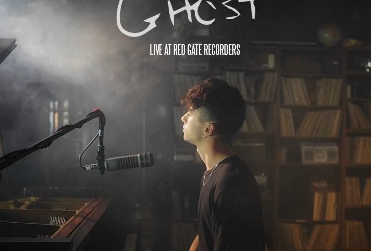 Bc Ghost Red Gate Records