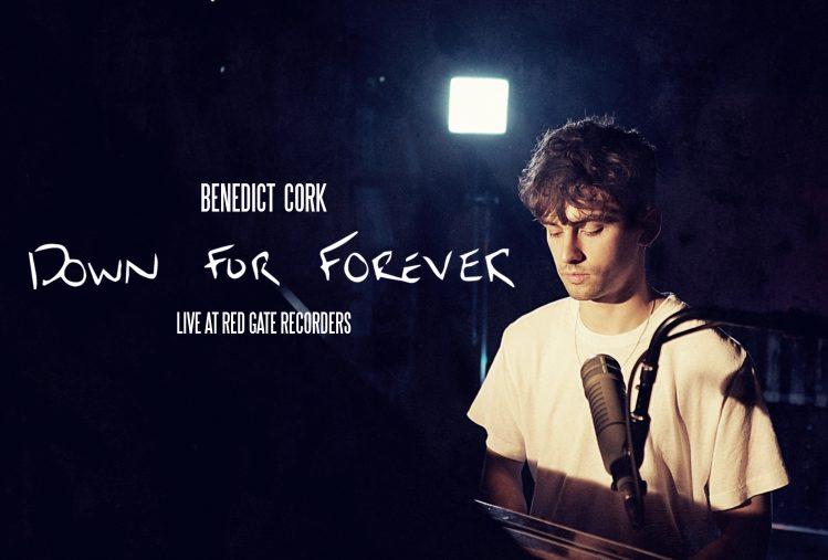 Benedict Cork Down For Forever Artwork
