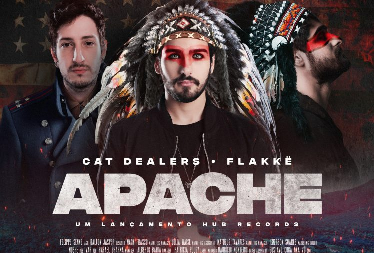 Cd Apache Artwork
