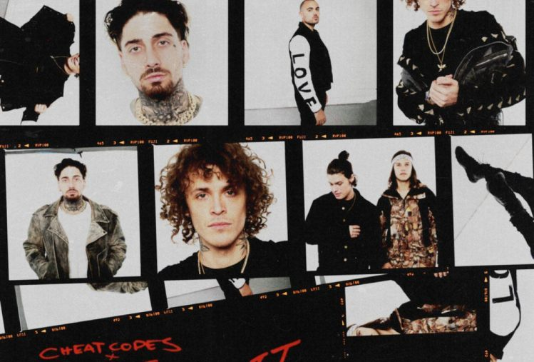 Cheat Codes I Love It Artwork