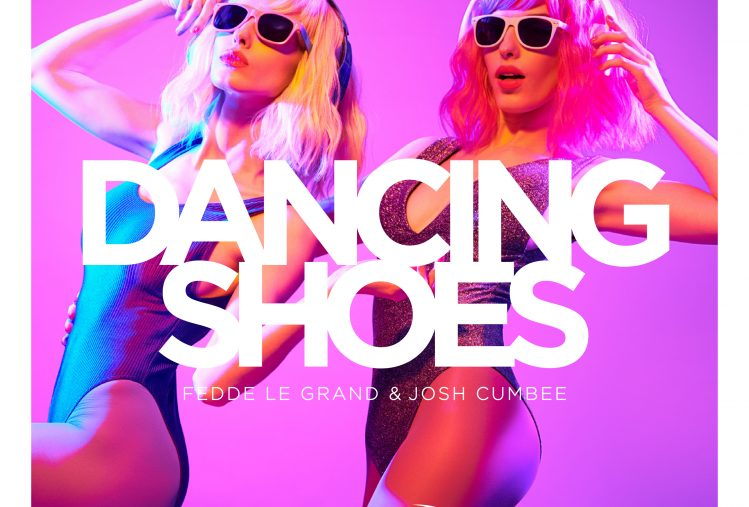 Fedde Le Grand Dancing Schoes Cover Interstellar