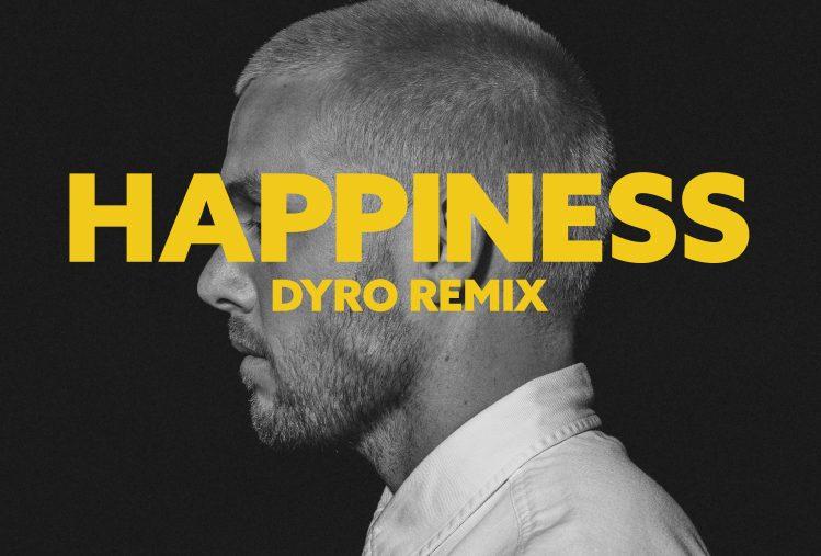 John K Happiness Dyro Remix Cvr