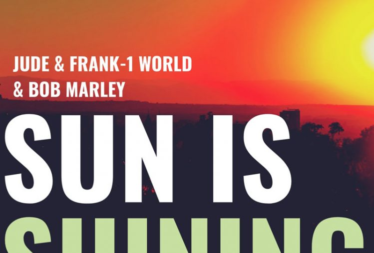 Jude Frank Suns Is Shining Cover