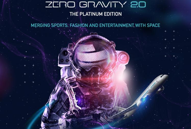 Zero G Kachel Platinum