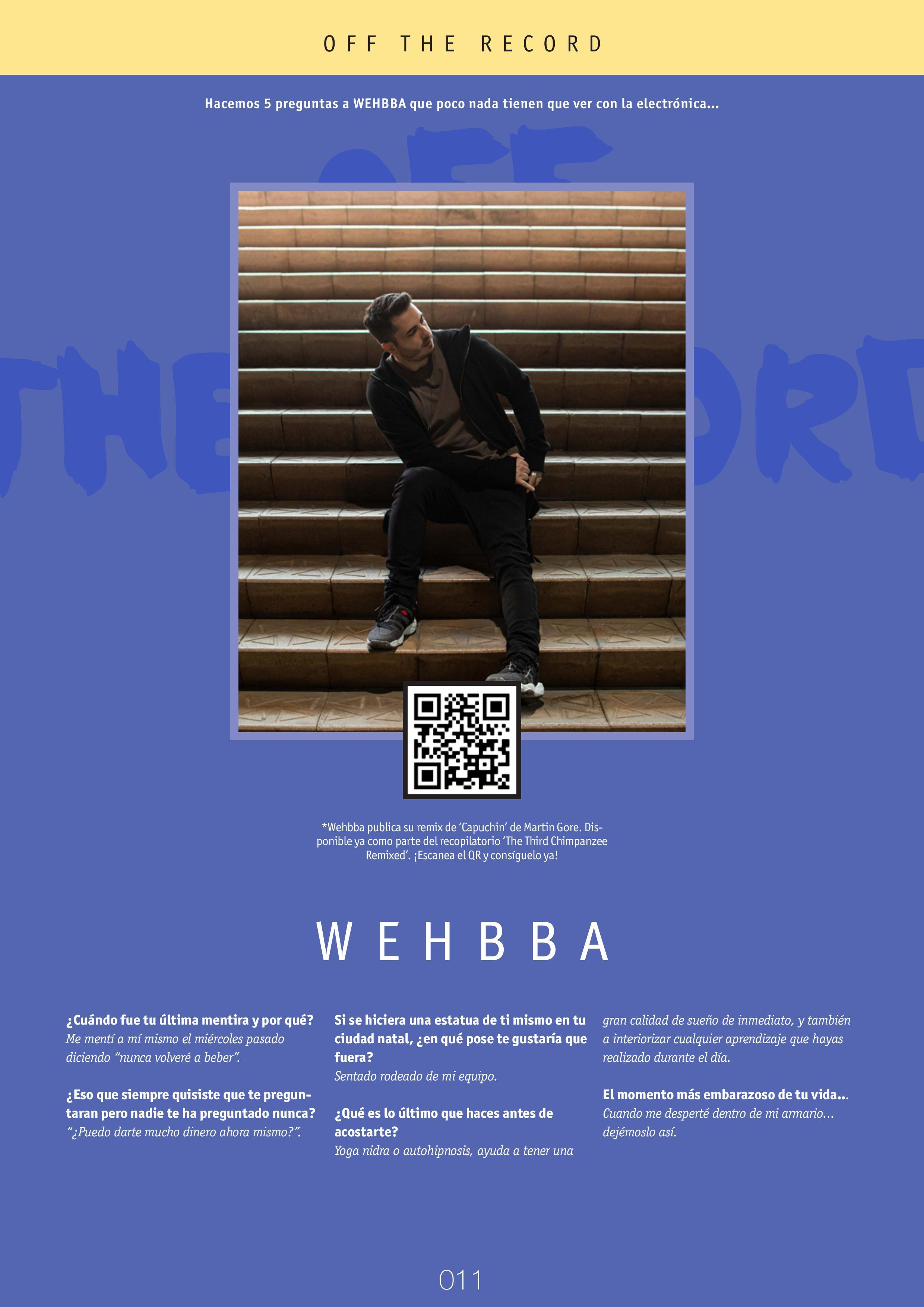 Dj Mag Es 127 Off The Record Wehbba Page 001