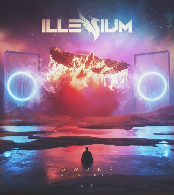 Awake Album Cover Remixes